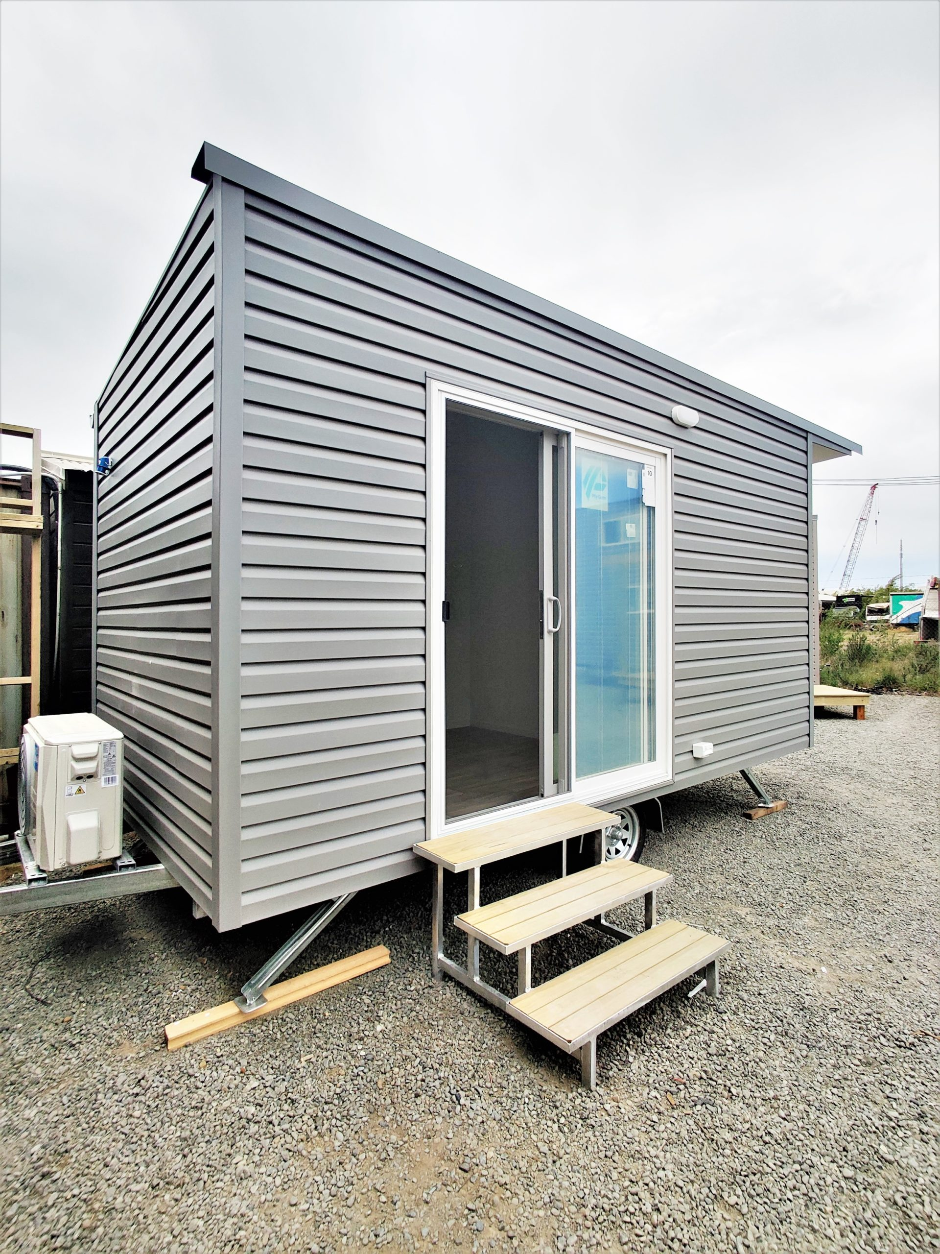 Office - Tiny Home Builders