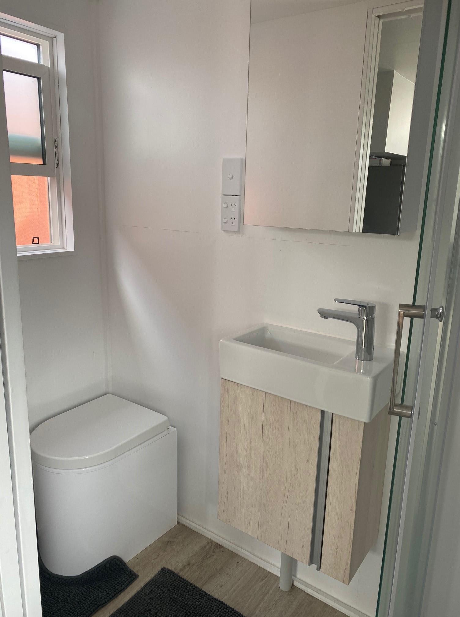 Tiny Home - Toilet