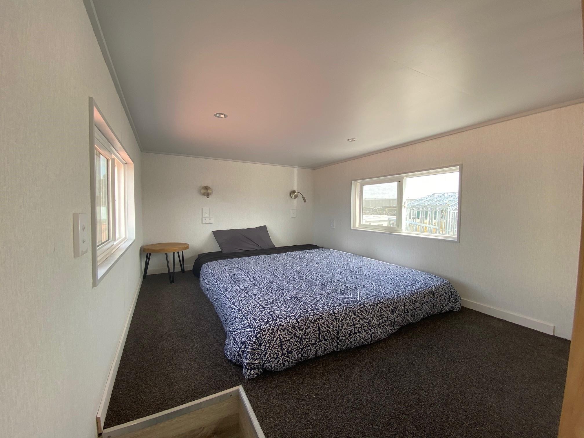 Tiny House - Bedroom