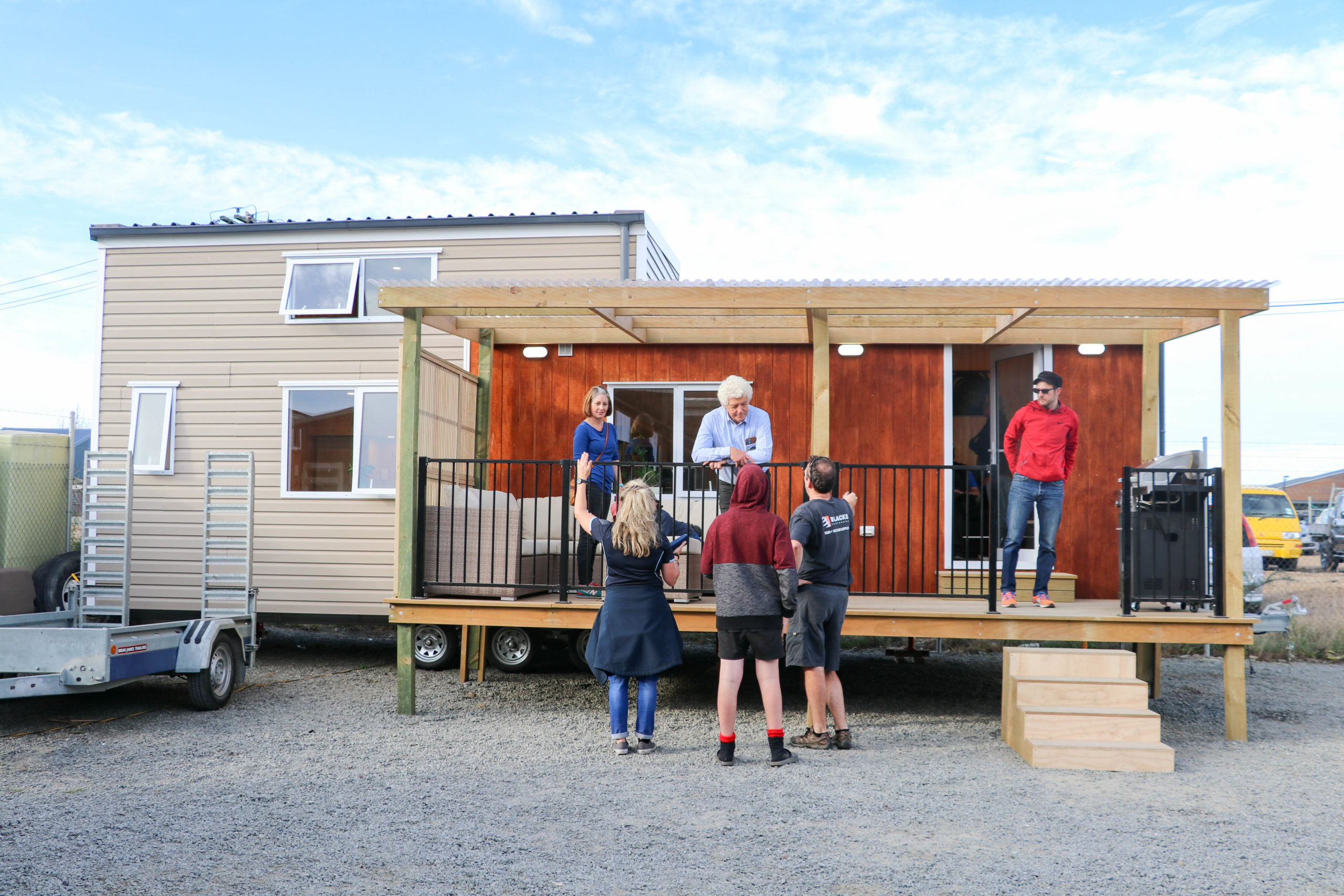 Open Day 2021 - NZ Tiny Living