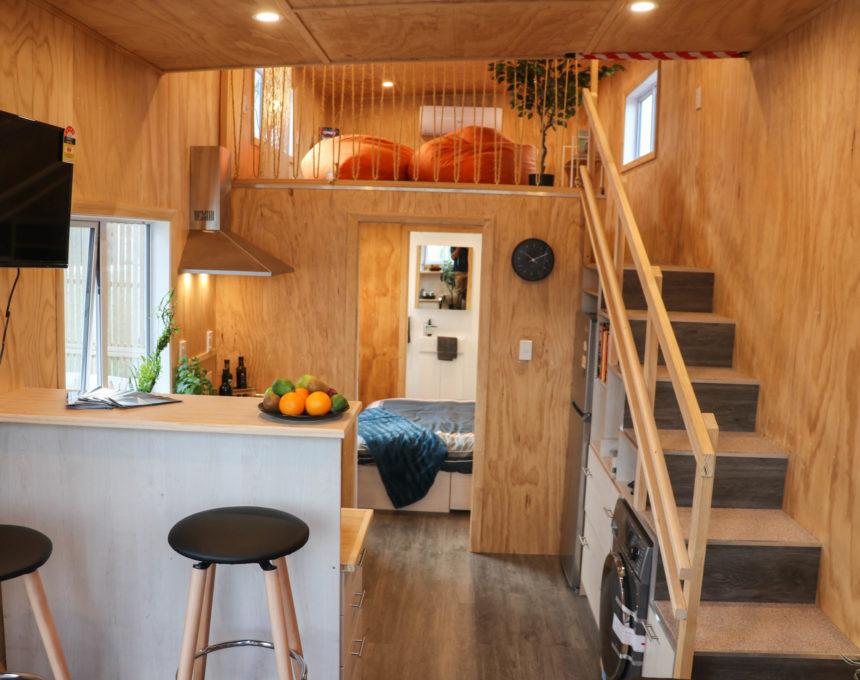 Cookie & Cream - Tiny House
