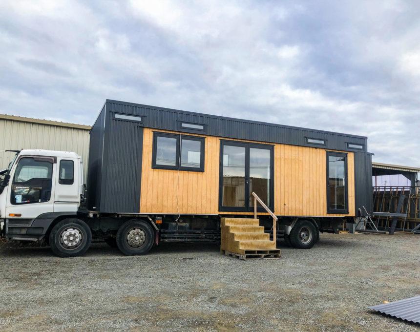 Tiny Home Truck - NZ Tiny Living
